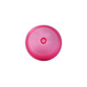 Poklice silikonová 24 cm, růžová