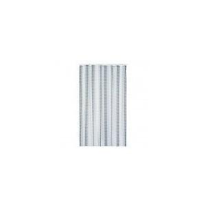 Sprchový závěs LAMIS, 100%PES, 180x200cm, béžový