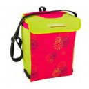 Chladící taška MINIMAXI 19L Pink daisy (chladící účinek 12 hodin)